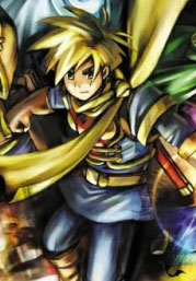 Isaac - Golden Sun Universe, the Golden Sun wiki